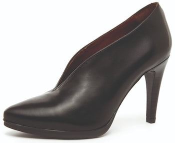 Desiree Black Shoe Boot (Diane Negro)