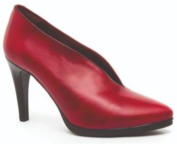 Desiree Ox Blood Shoe Boot (Diane Tosca)