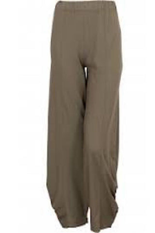 Naya Khaki Stretch Pontoon Trousers (Style NAS20206)
