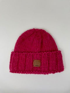 Harbor Hat in holiday red