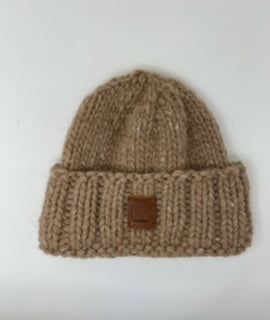 Harbor Hat in tan