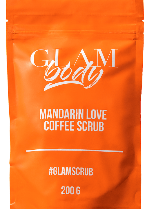 MANDARIN LOVE SCRUB FOR CELLULITE