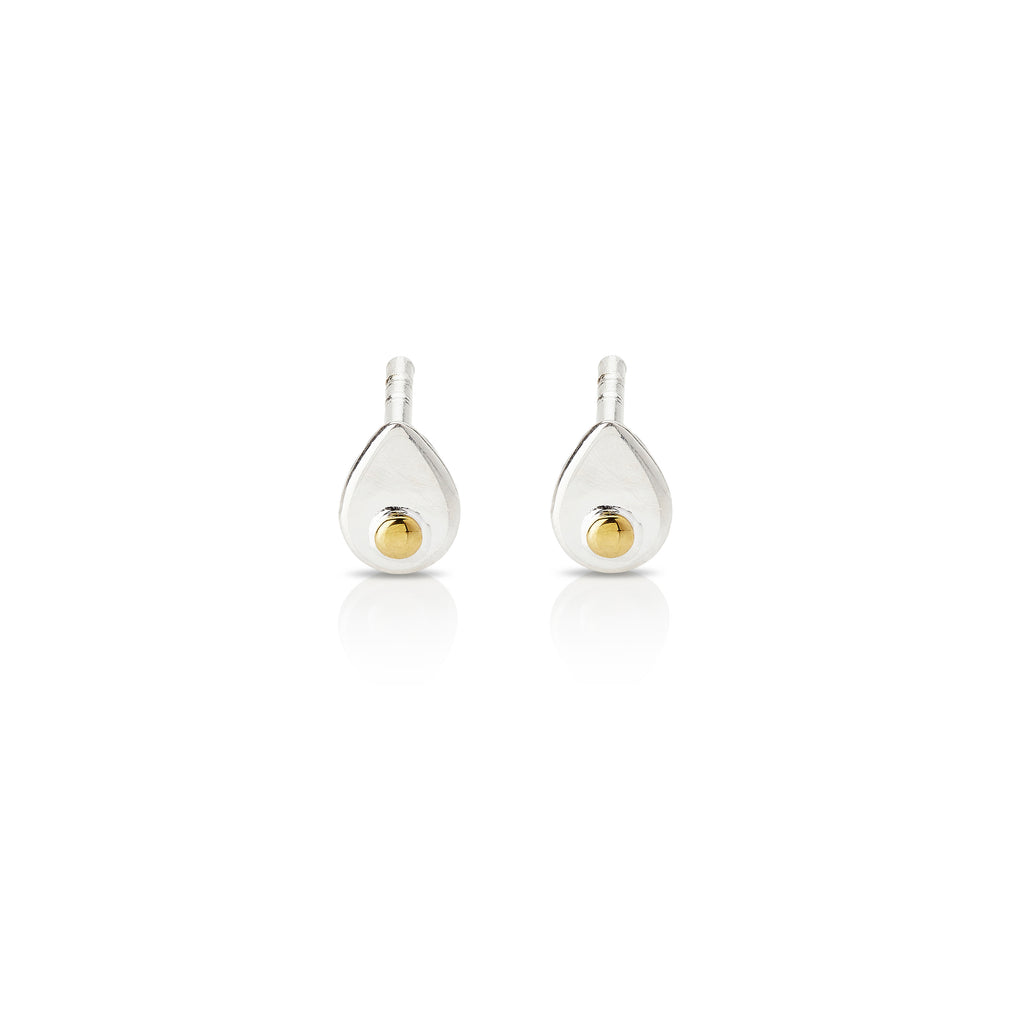 Silent Speck Earrings