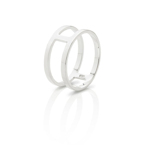 Symmetric Harmony Ring