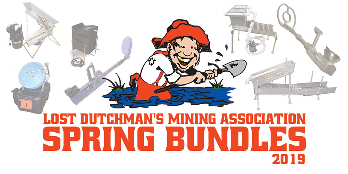 Lost Dutchman's Mining Association - Spring Bundles