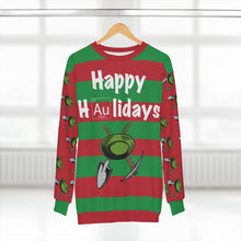 Happy Haulidays Ugly Sweater - Gold Prospectors Association of America