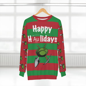 Happy Haulidays Ugly Sweater