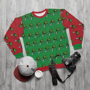 Pick & Shovel Ugly Sweater - Gold Prospectors Association of America