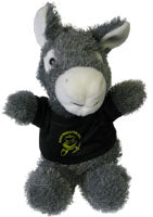 Plush Donkey - Gold Prospectors Association of America