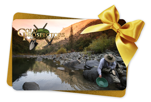 Gold Prospectors Association of America eGift Card - Gold Prospectors Association of America