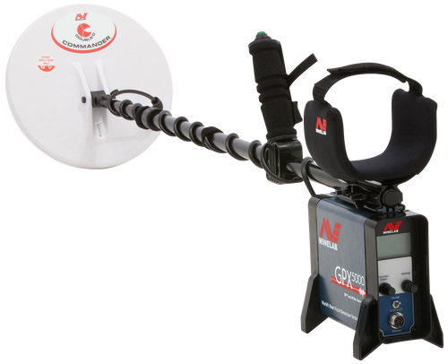 Minelab GPX 5000 - Gold Prospectors Association of America