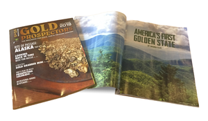 1 Year Digital Magazine Subscription - Gold Prospectors Association of America