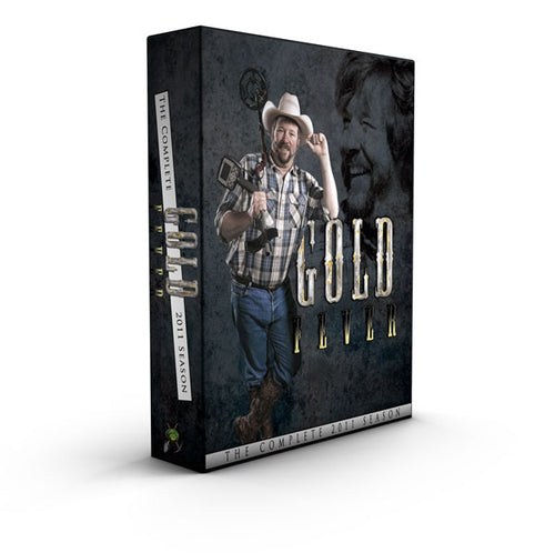 Gold Fever | Alaskan Box Set Bundle 2 - 6 DVD Box Sets - Gold Prospectors Association of America