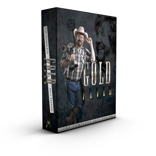 Gold Fever | Alaskan Box Set Bundle 2 - 5 DVD Box Sets - Gold Prospectors Association of America