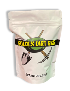 GPAA Golden Dirt Bag - Gold Prospectors Association of America