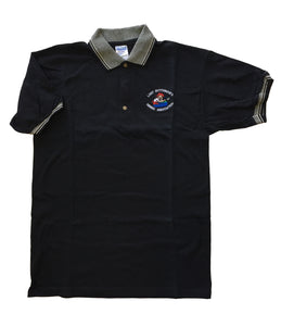 LDMA Golf Polo - Navy Blue