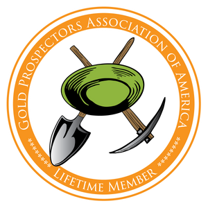 GPAA Lifetime Membership - Gold Life Spring Paid-in-Full Bundles - Gold Prospectors Association of America