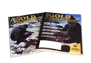 GPAA Membership - 1 Year - Gold Prospectors Association of America