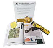 GPAA Membership - 1 Year Holiday Bundle - Gold Prospectors Association of America