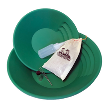 6-Piece Gold Panning Kit - Gold Prospectors Association of America