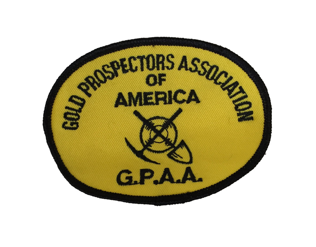 GPAA Patch - Vintage