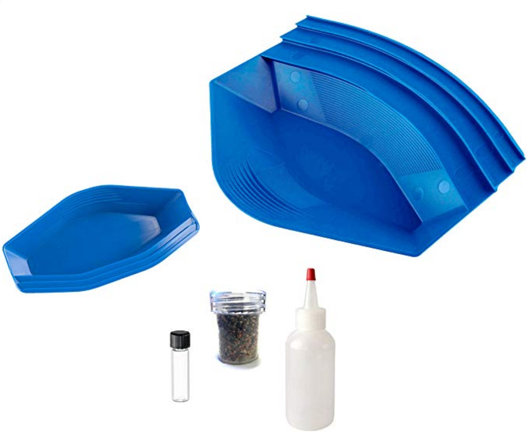 Gold Claw Panning Kit - Gold Prospectors Association of America