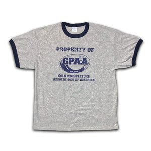 """Property Of"" T-shirt"