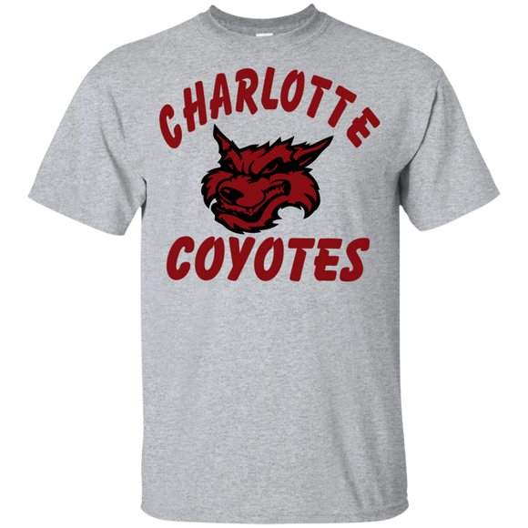Charlotte- G200B Gildan Youth Ultra Cotton T-Shirt