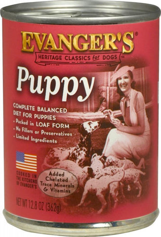 Evangers Classic Puppy Canned Dog Food