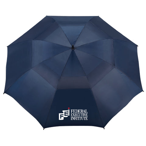 "FEIAA 62"" Course Vented Golf Umbrella"