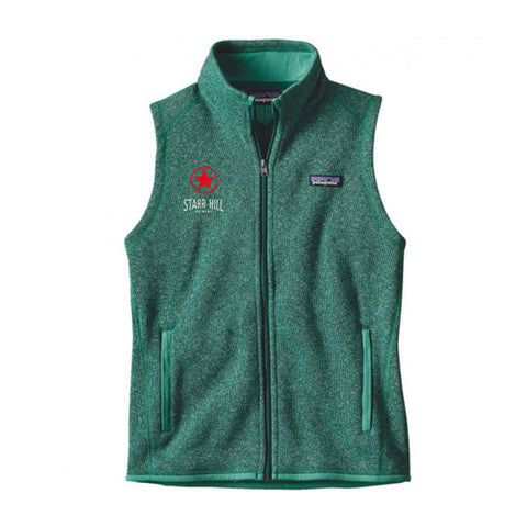 Starr Hill Patagonia Ladies Better Sweater Vest