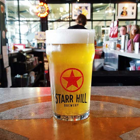 Starr Hill 16 Oz. Nonic Glass Pint