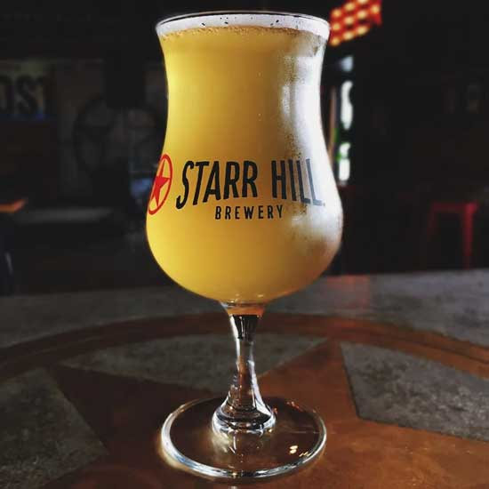 Starr Hill 12 Oz. Tulip Glass
