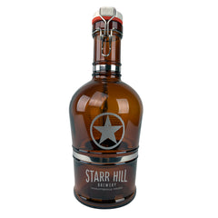 Starr Hill Romantic Handle 2L Growler - Front View