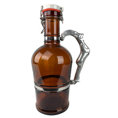 Starr Hill Drunken Man 2L Growler - Side View