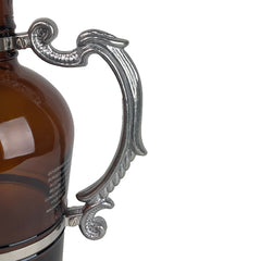 Starr Hill Romantic Handle 2L Growler - Close Up View