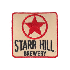 Starr Hill Logo Patch