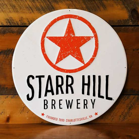 Starr Hill Logo Tin Tacker
