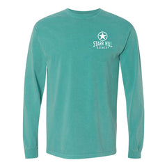 Starr Hill Long Sleeve T-Shirt - Sea Foam Front