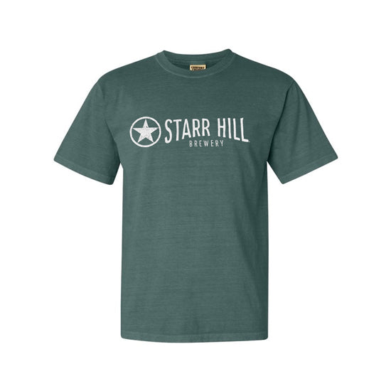 Starr Hill Comfort Colors Logo T-Shirt - Forest Green