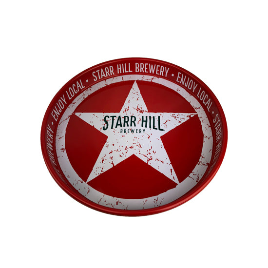 Starr Hill Metal Drink Tray