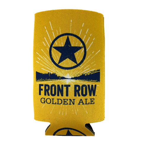 Starr Hill Front Row Golden Ale Koozie - Fits Bottles & Tall Boys