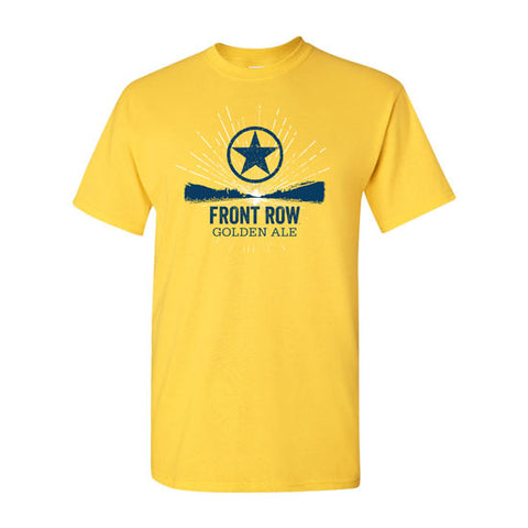 Starr Hill Front Row Golden Ale T-Shirt