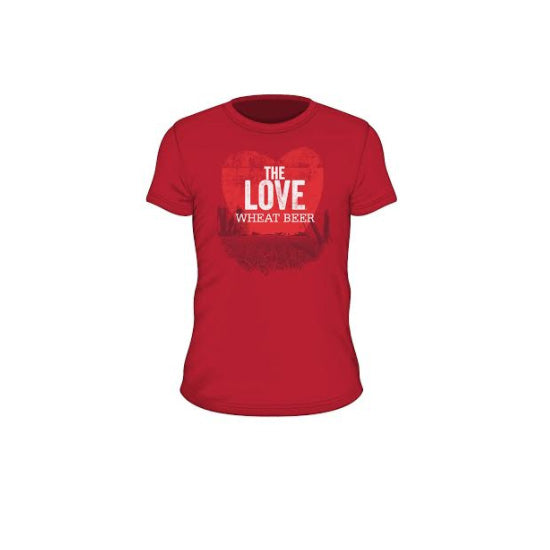 Starr Hill The Love Ladies T-Shirt - Front View