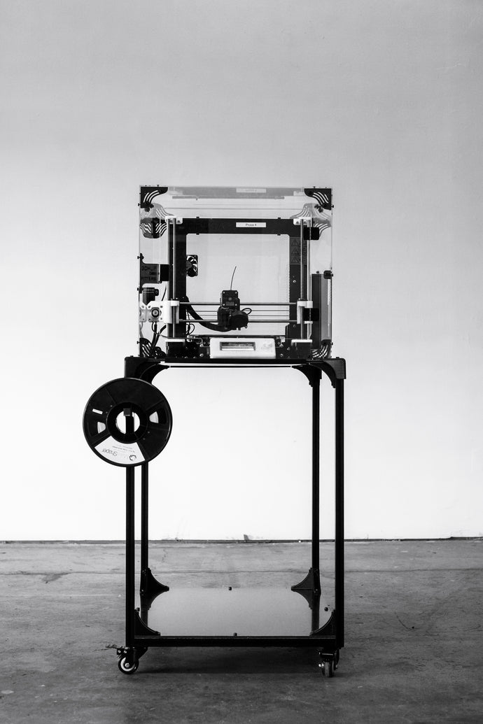 Introducing a Cart Worthy of the Prusa