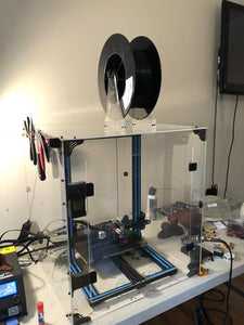Modifying an Enclosure for the CR-10 Titan Aero