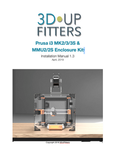 New Prusa Manual Includes MMU2S
