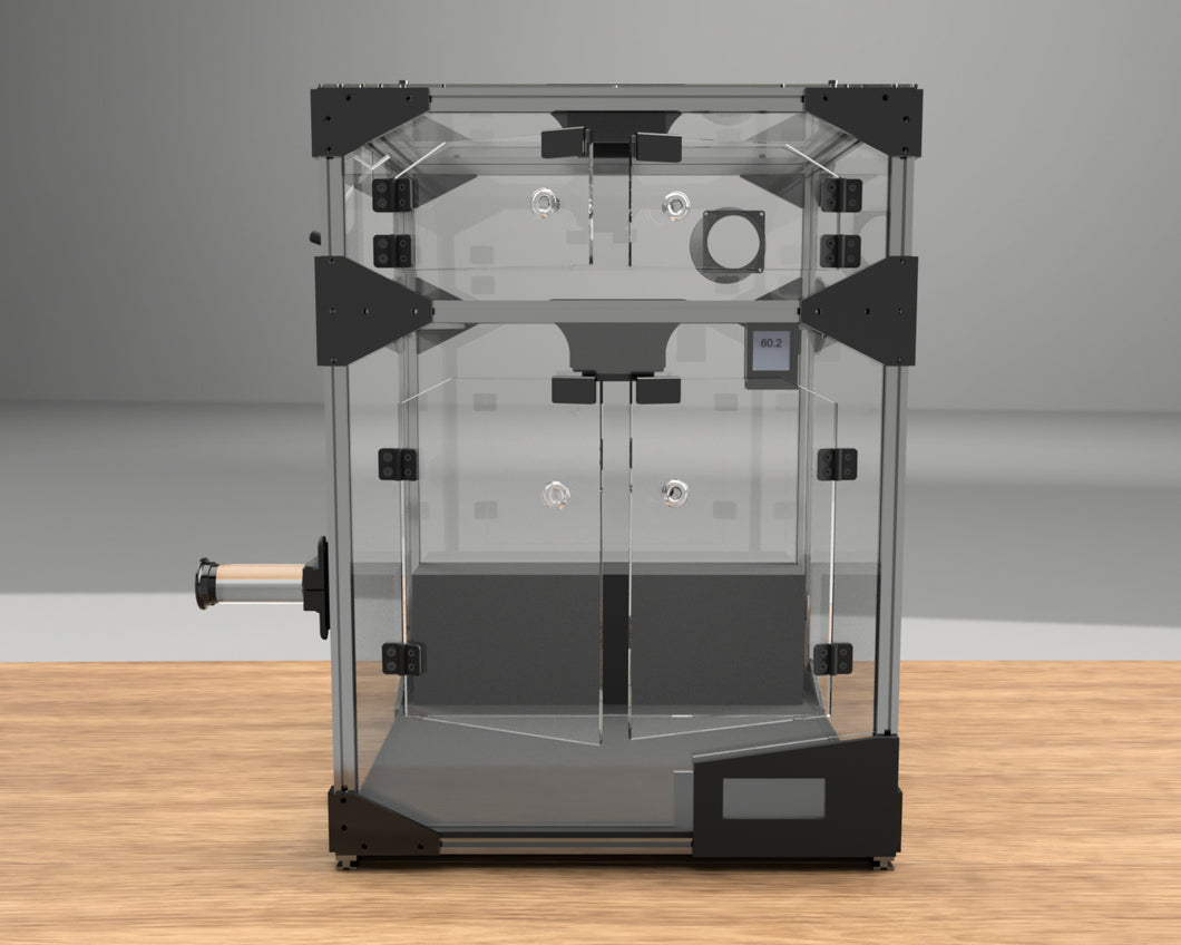 FT-5 Acrylic Enclosure Case Kit