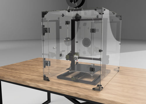 CR-10/10S Acrylic Enclosure Case Kit