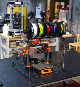 Prusa MK3S MMU2 Acrylic Enclosure Kit